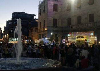 piazza libertà italian women tribute gallarate 2018