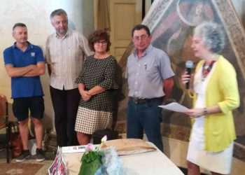 Premiazione solstizio Villa Annoni 2018