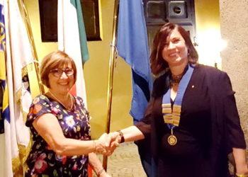 Rotary Parchi Passaggio consegne 2018