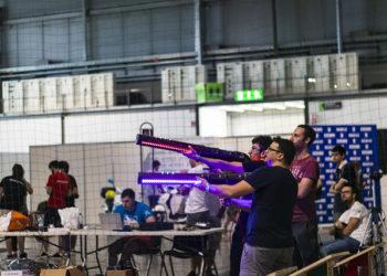 Campus Party Droni 2