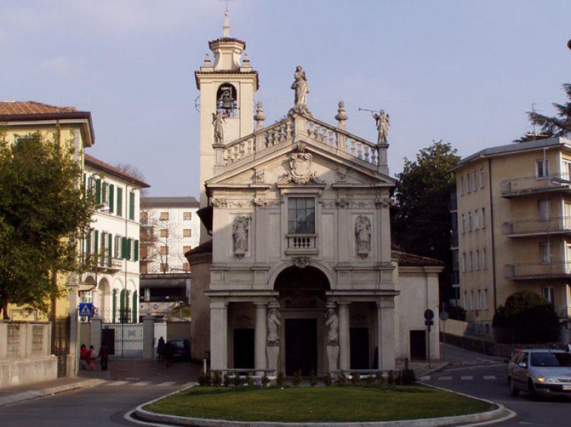chiesa madonnina in prato