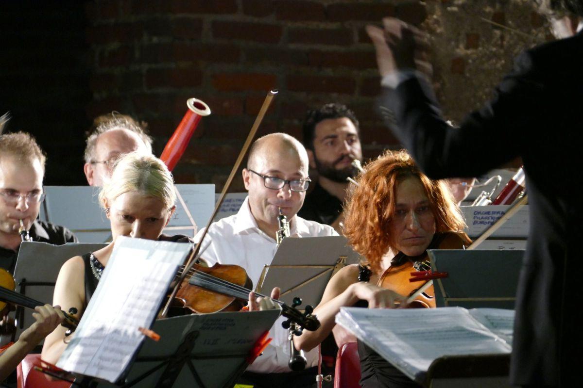 Orchestra Filarmonica Europea - Castello di Legnano - 28 7 18 (4)