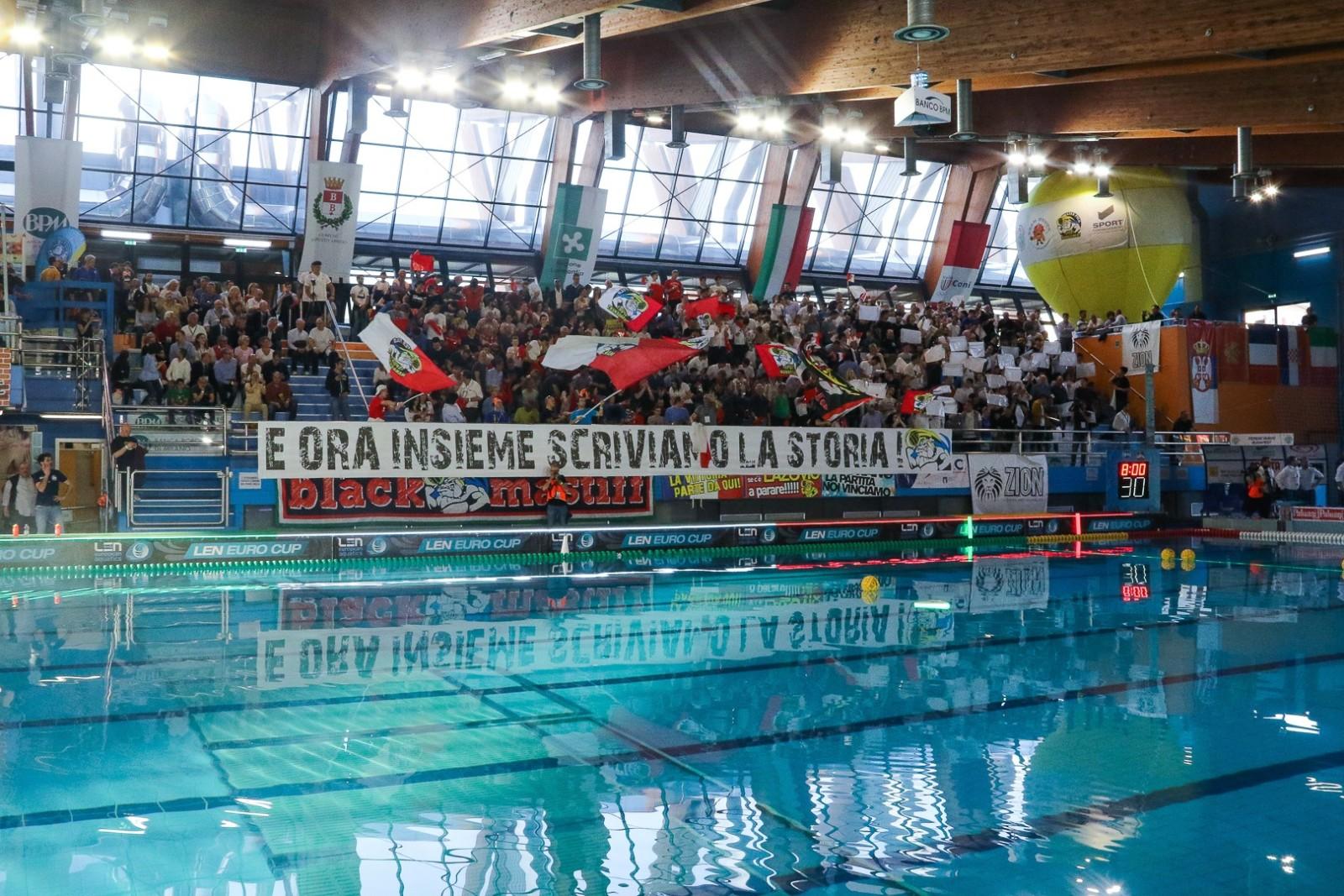 piscina manara finale len euro cup