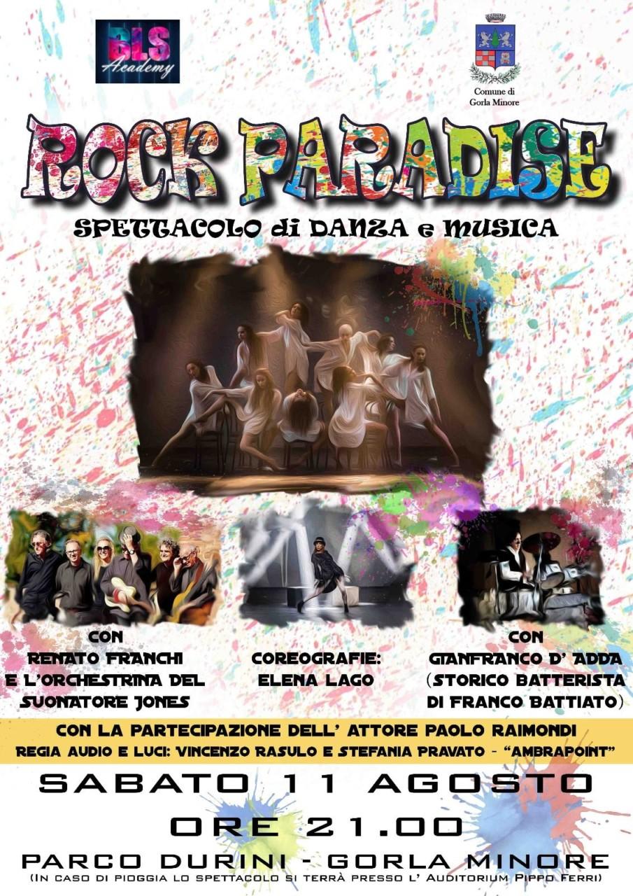 rock paradise gorla minore 11 8 18