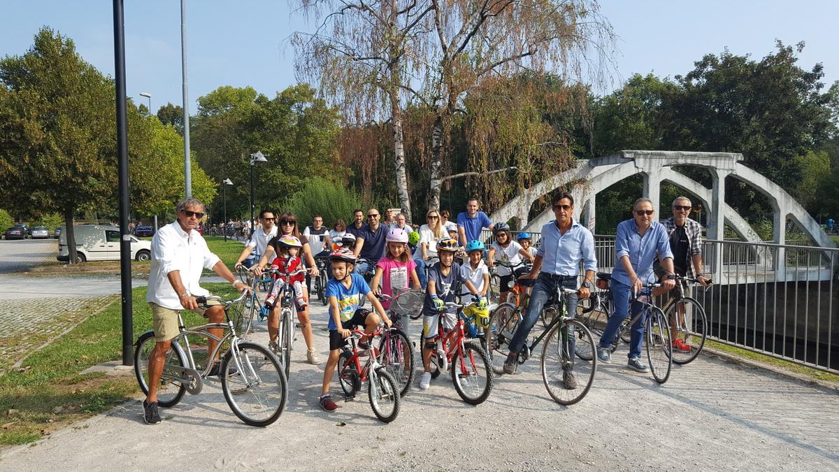 Biciclettata in Famiglia 2018 07 - Sempione News