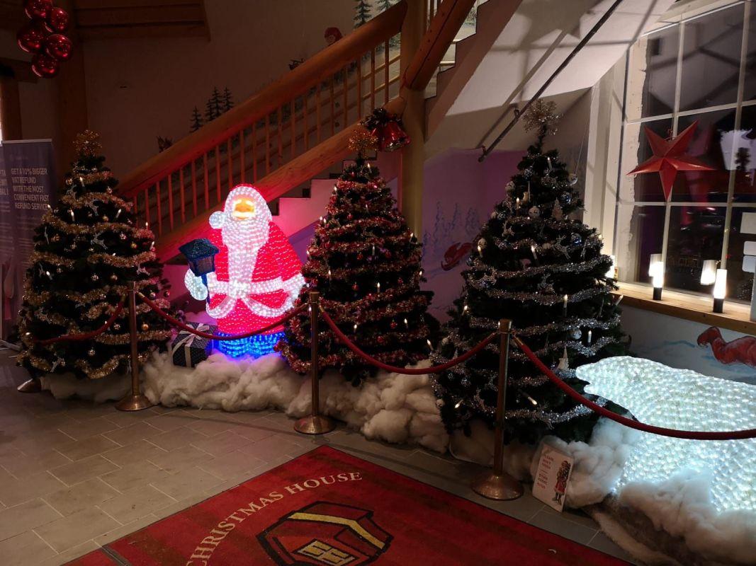 Casa Di Babbo Natale.Legnano To Norway 2018 Tappa Dieci A Casa Di Babbo Natale