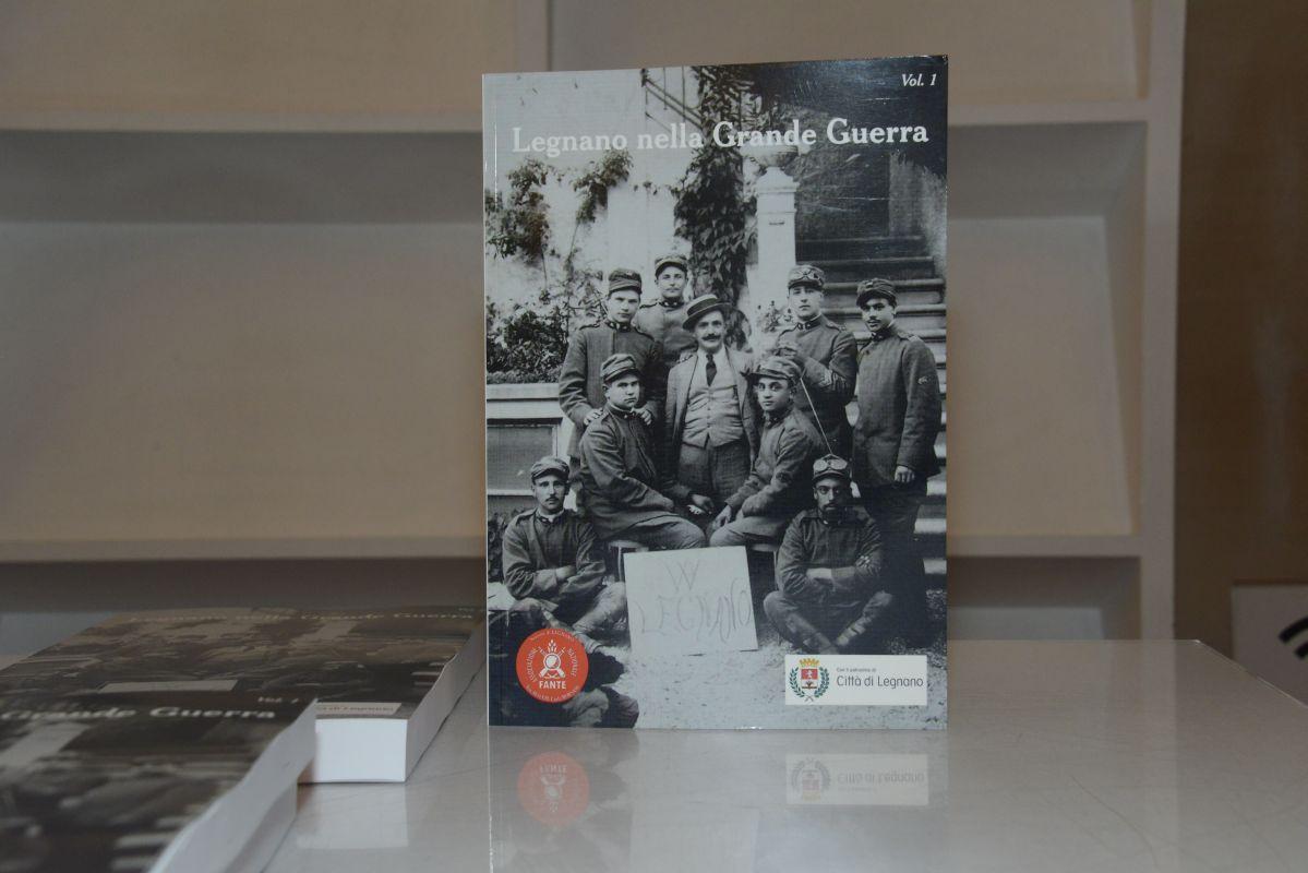 Presentazione libro Legnano nella Grande Guerra - Leone da Perego - 19 10 18 (2)