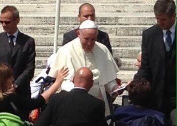 Udienza Papa Francesco (1)