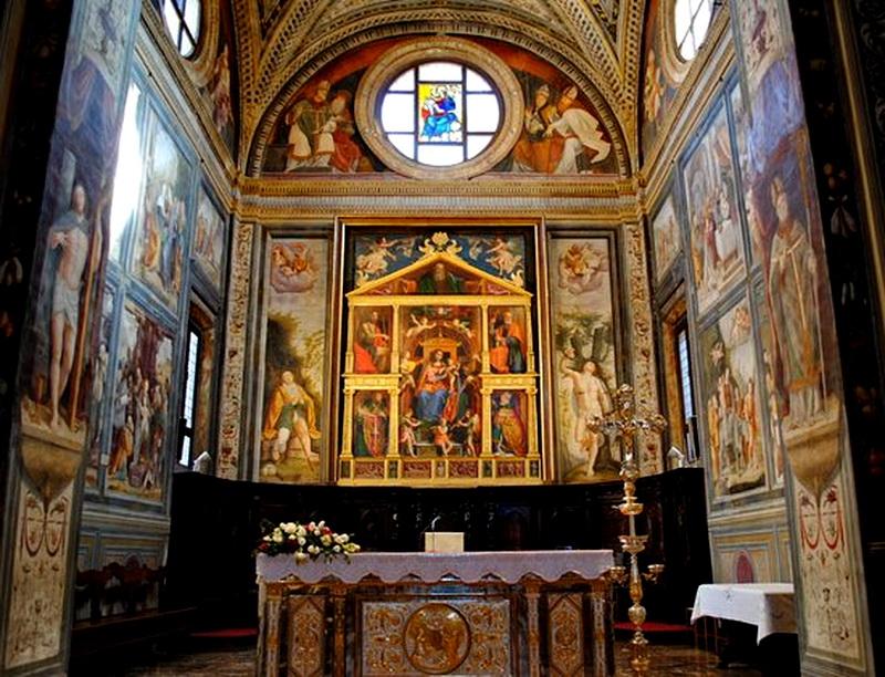 cappella-maggiore-parrocchia san magno legnano