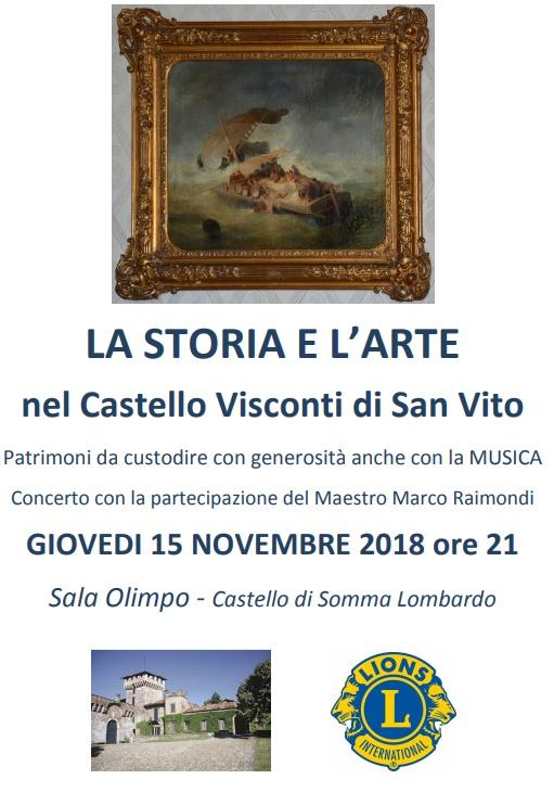 concerto castello visconti somma - 15 11 18