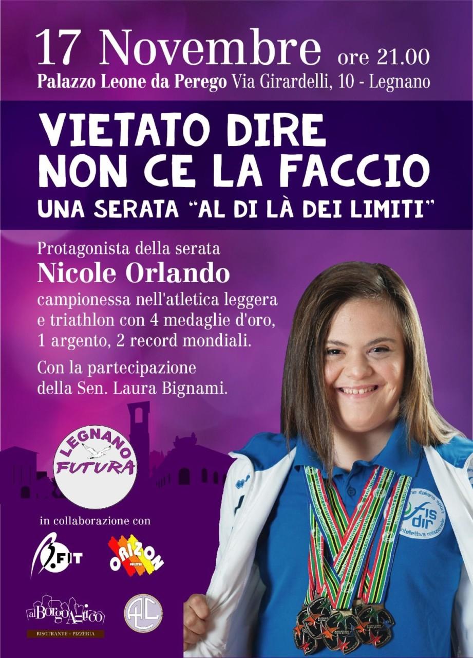 Nicole Orlando - 17 11 18 - Leone da Perego