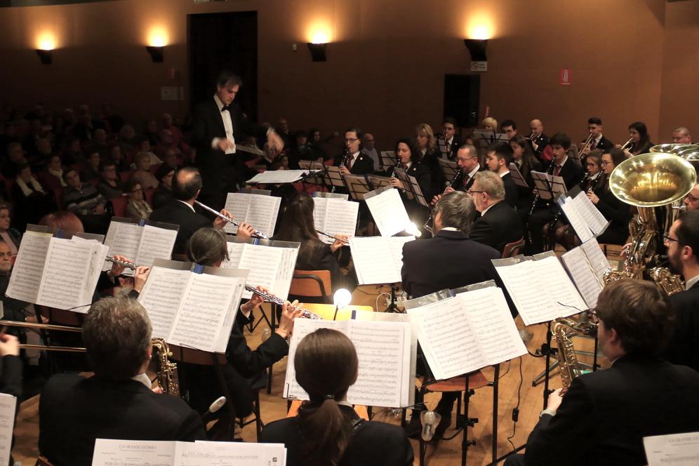 Concerto di Natale Corpo Musicale Santa Cecilia BCC PP - Sempione News