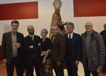Inaugurazione mostra Ritratto Papa Paolo VI - Legnano - 15 12 18 (24)