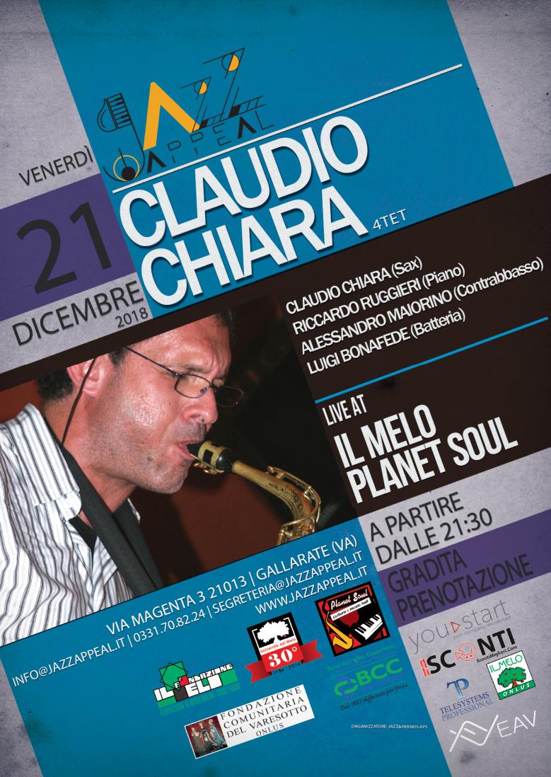 Locandina Evento Jazz Appeal