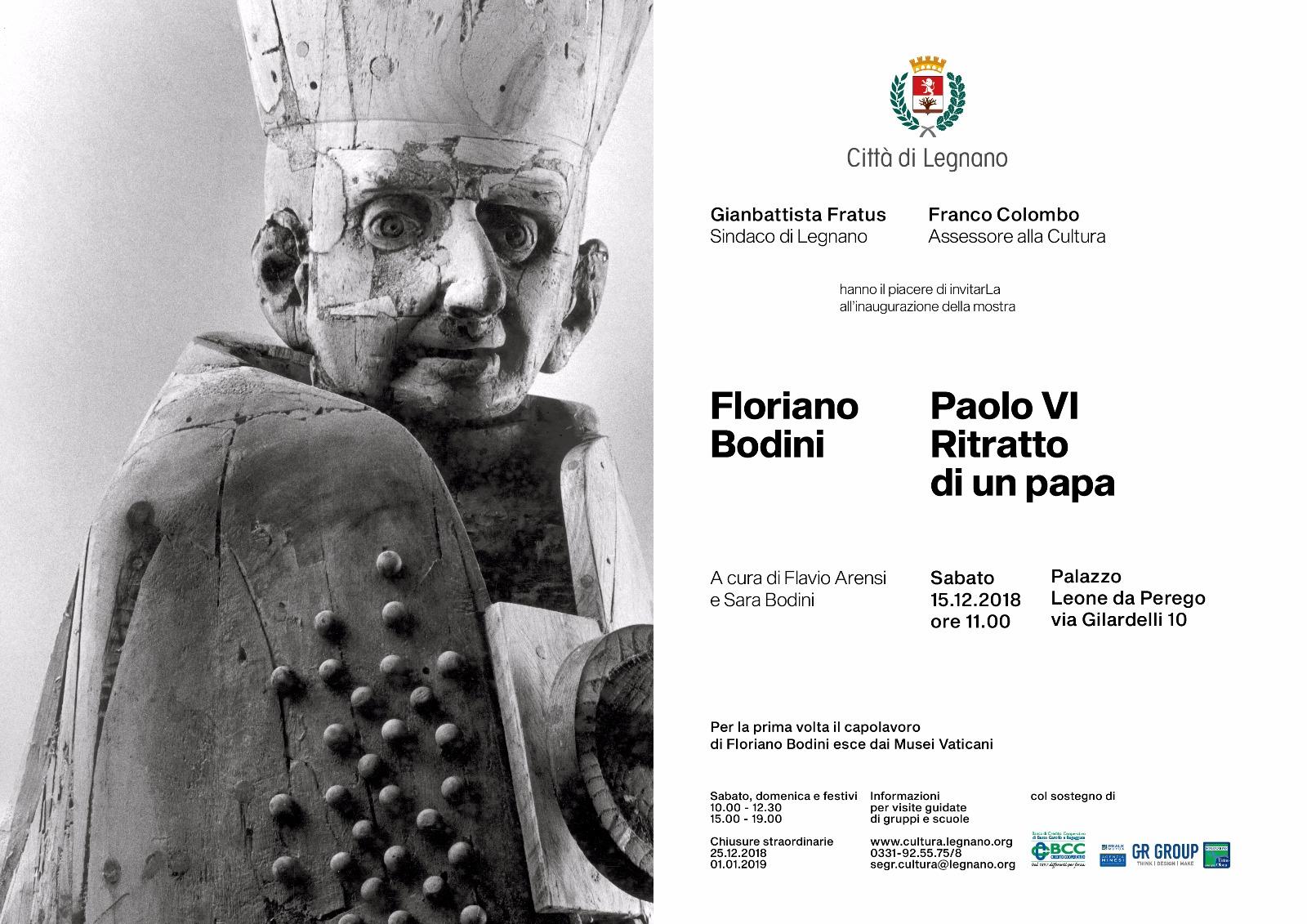 Locandina Ritratto di un Papa