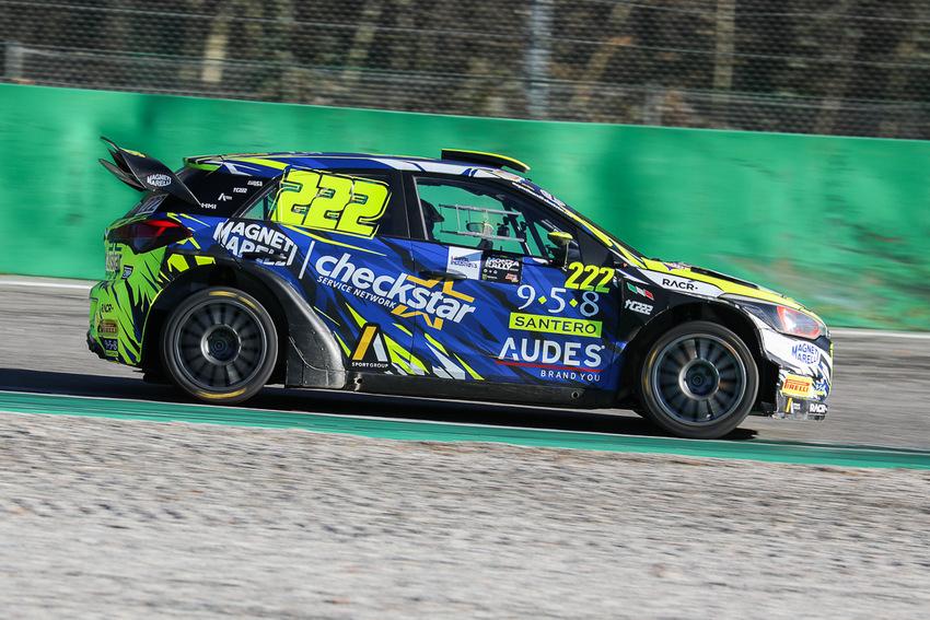 Rally di Monza, anche Re al fianco di Rossi e Cairoli