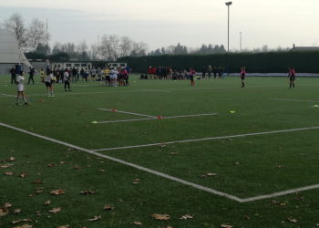 ladies rugby day a Parabiago