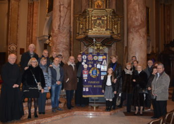 Santa Messa Natalizia dedicata al LC Parabiago Giuseppe Maggiolini