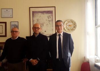sindaco responsabile PL e Morelli comandante
