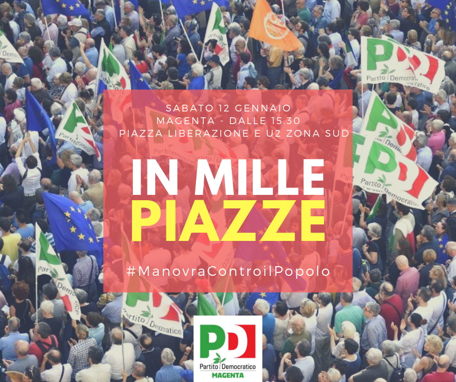 In Mille Piazze PD Magenta