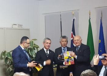 LC rescaldina Sempione meeting con Onda Rossa 2019 07