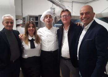 Le Ris Olgiate sempionenews Riccardo, Pinciroli, Ale, Giusy e Ale, Vallogini