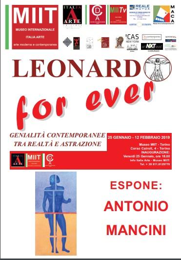 leonardo forever