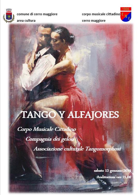 locandina Tango y Alfajores