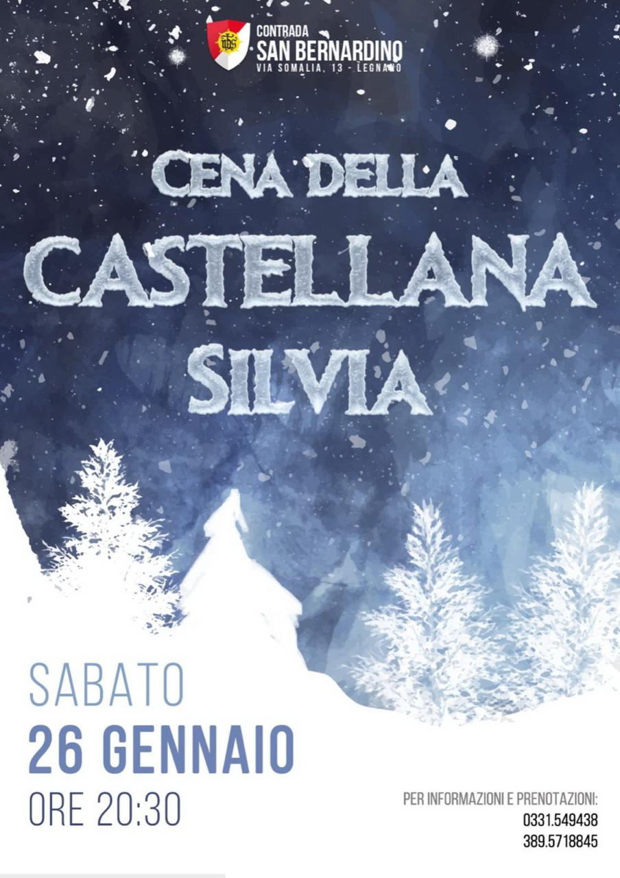 NBS- Cena della Castellana - 26 1 19