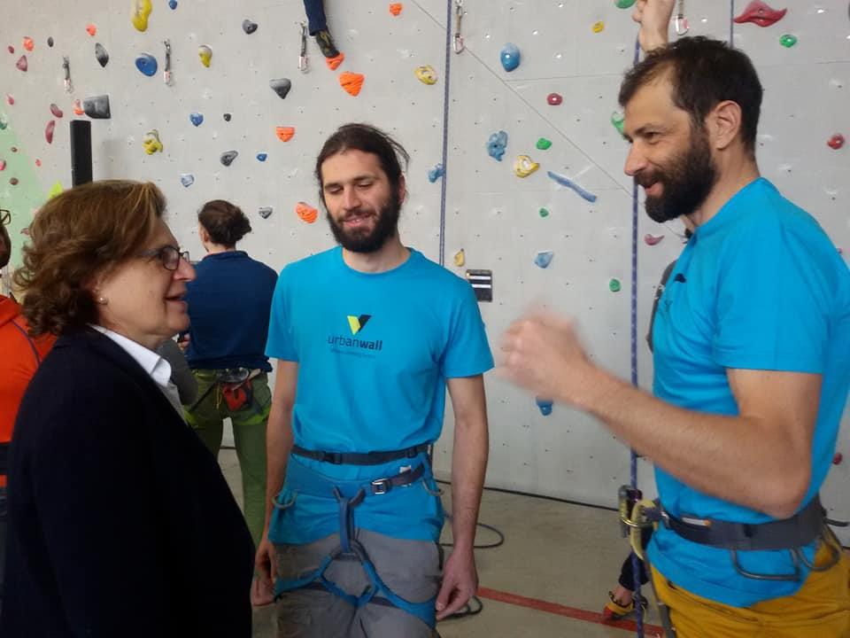 Scalare Pareti Milano : Pareti da scalare per bambini si vive una volta sola mini parete