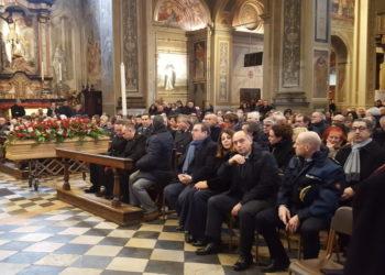 Funerali Mauro Mezzanzanica