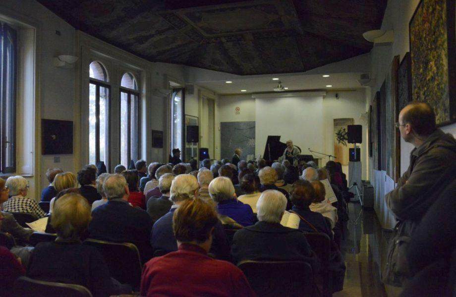 Inaugurazione mostra Scritture di Luce - 17 2 19- Villa Pomini (1)