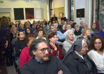 Inaugurazione mostra Scritture di Luce - 17 2 19- Villa Pomini (9)
