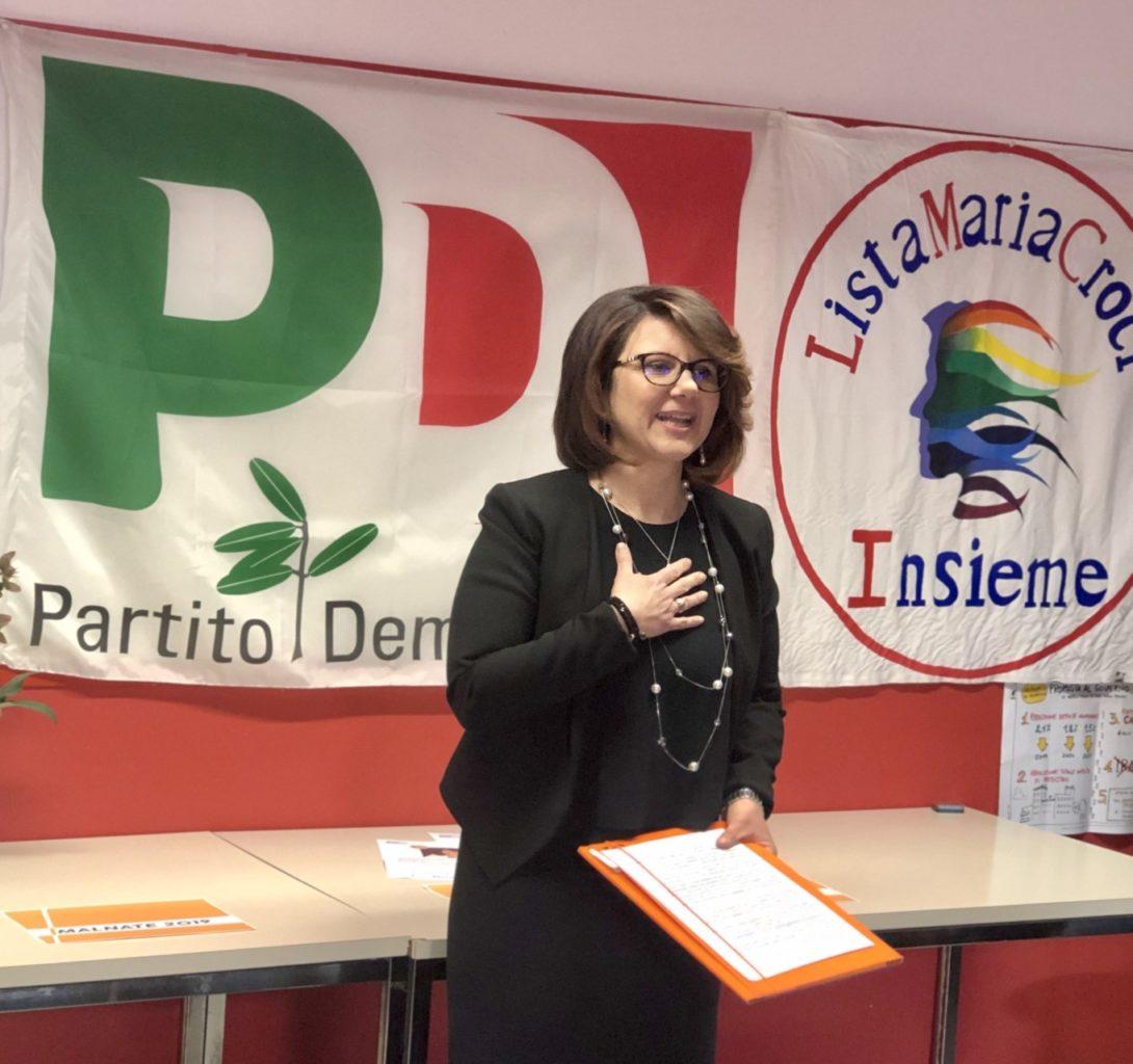Irene Bellifemine candidato sindaco malnate (1)