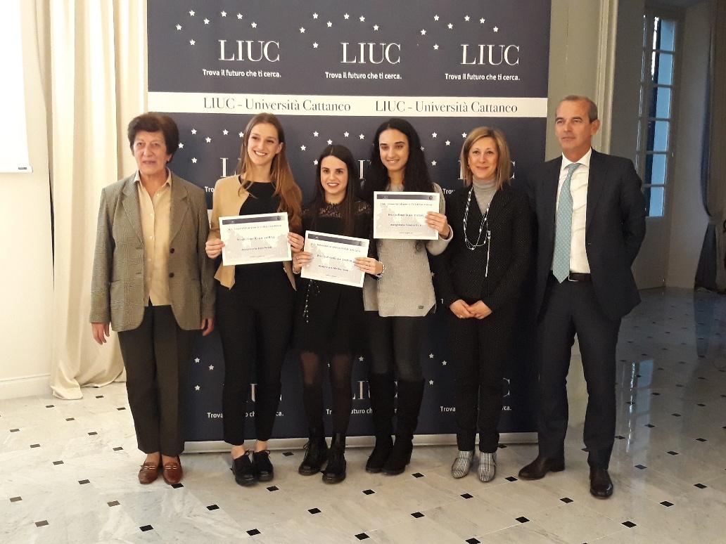 Premi di merito liuc 2019- sempionenews