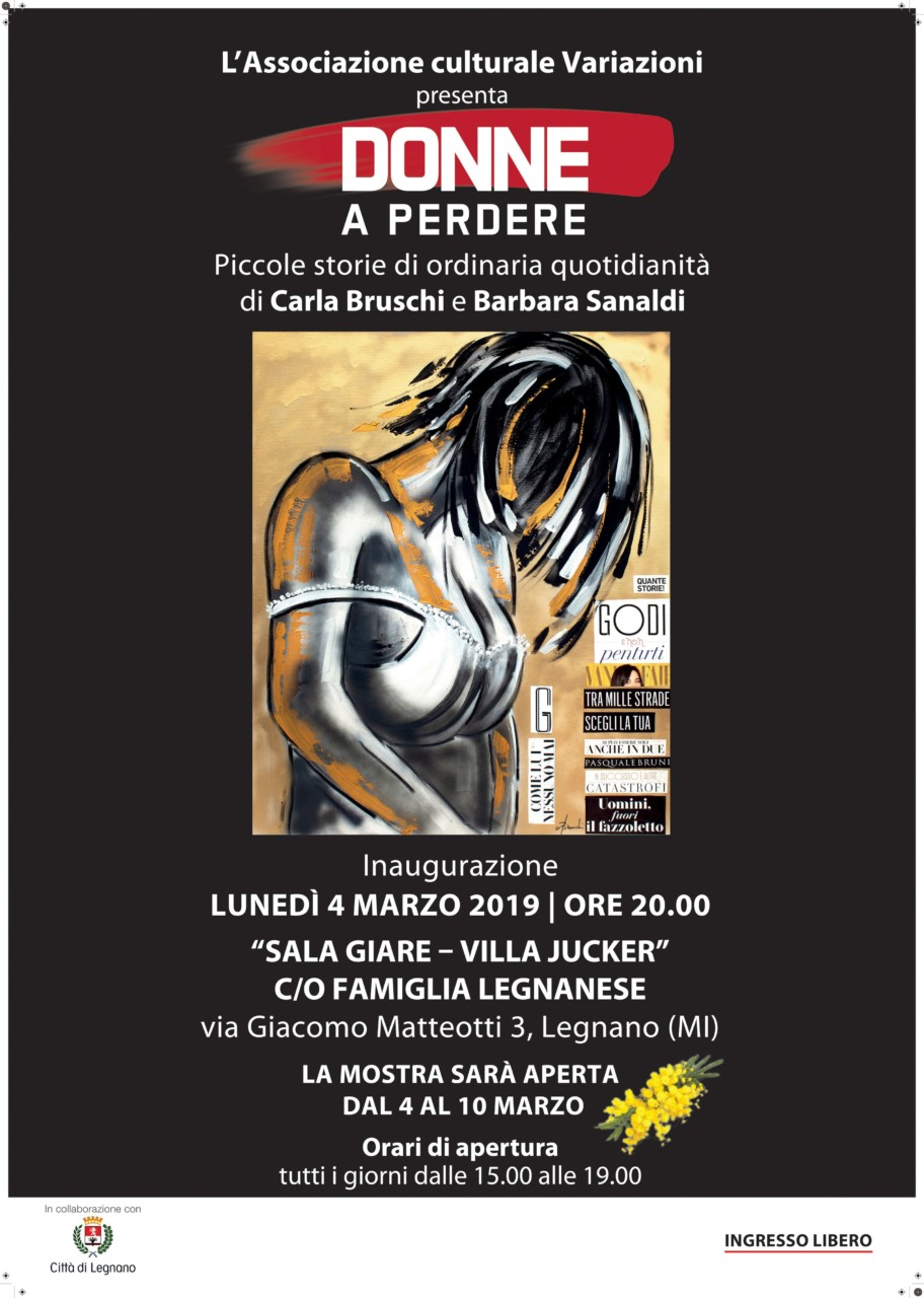 Poster Donne a Perdere 70x100.ai