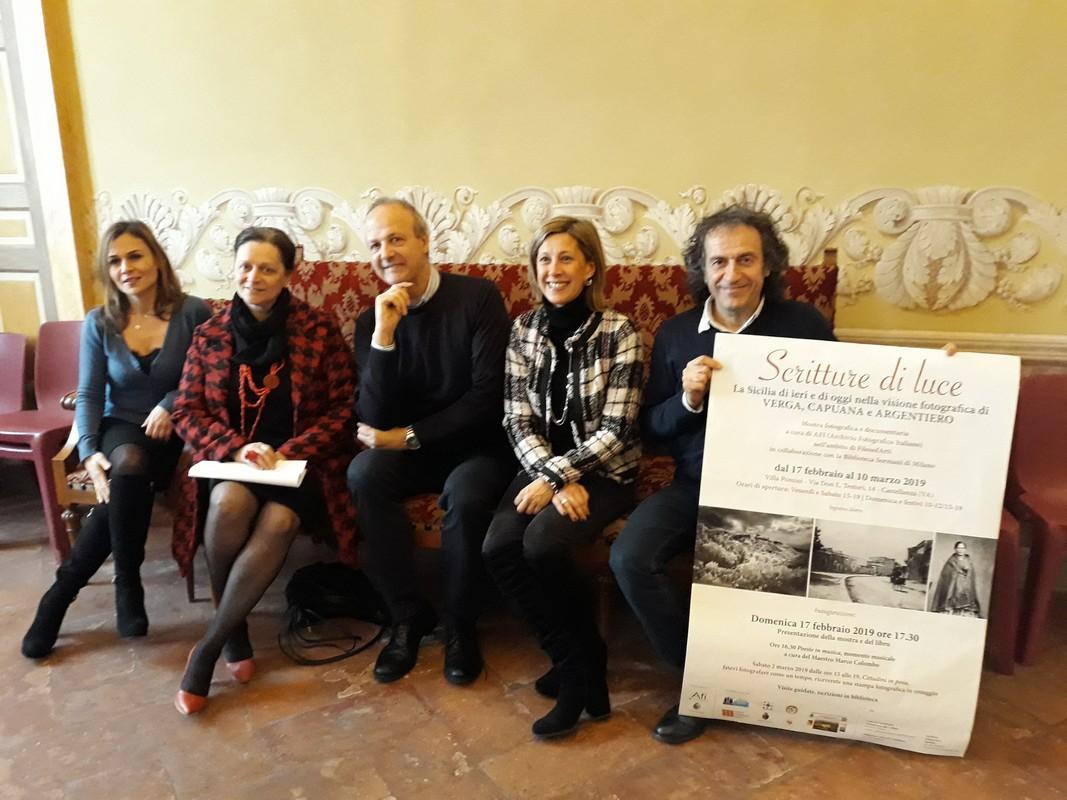 scritture di luce castellanza 2018 -sempionenews