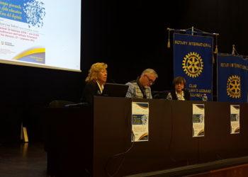 irinnanzi Convegno Bullismo Ballerini Rotary Club Castellanza Parchi 04