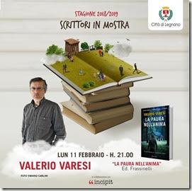 Valerio Varesi scrittori in mostra