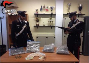 BOLLATE carabinieri