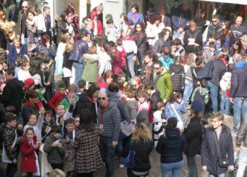 Caccia al Tesoro in maschera- Legnano - 9 3 19 (56)