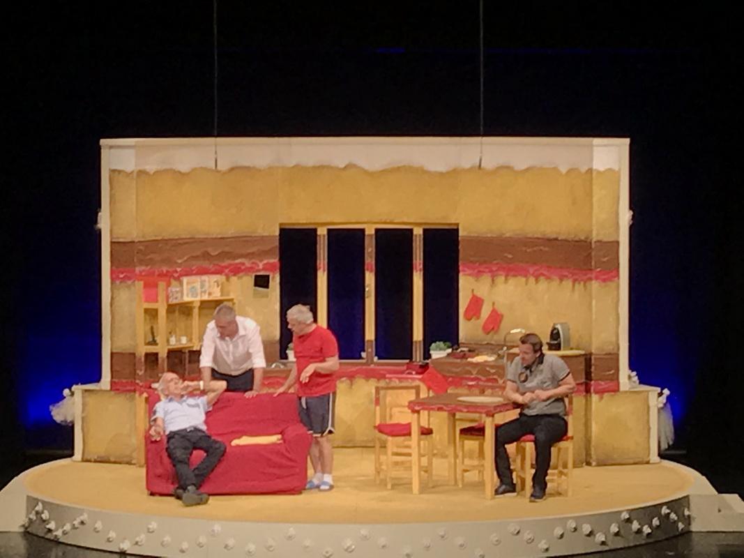 Casalinghi Disperati - Teatro Condominio - 14 3 19_18