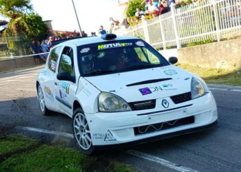 Clio S1600 rally laghi varese