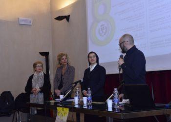 Donne nella chiesa - 8 3 19 - Leone da Perego - (5)
