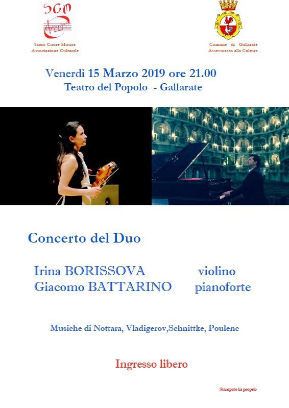 gallarate classic concerto duo