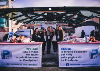 rally laghi