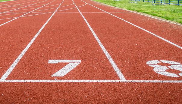 pista d'atletica