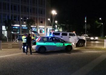 Polizia Locale controlli Legnano - (2)