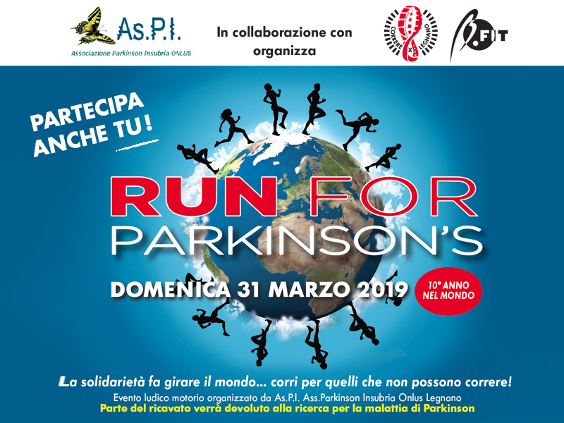 Run For Parkinson B.Fit