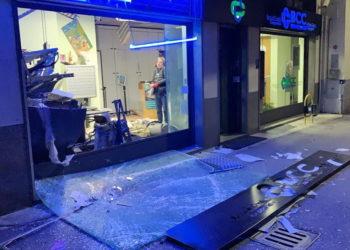 samarate banca bcc esplosione bancomat